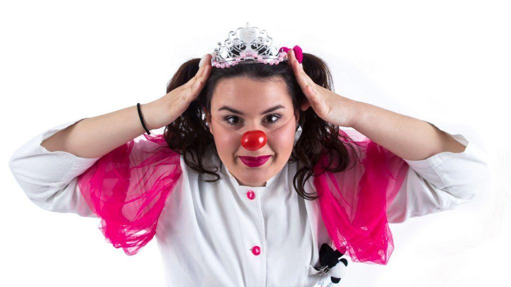 Upoznavanje klauna putem interneta